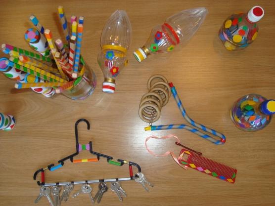 Музыкальный инструмент в детском саду своими руками